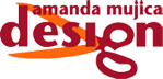 Amanda Mujica Design Logo